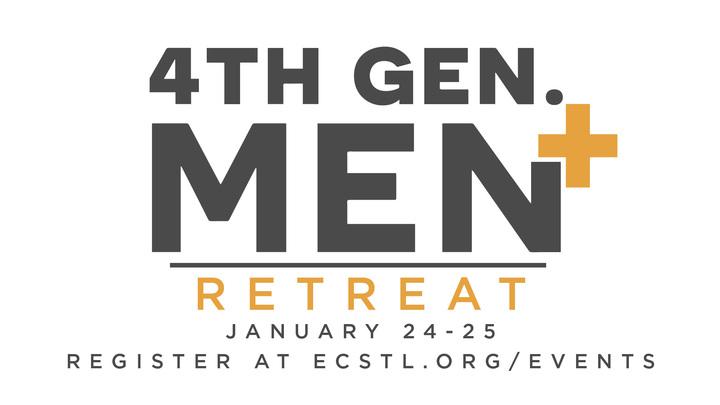 4th Gen Men's Retreat logo image