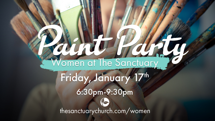 Women's Painting Party logo image
