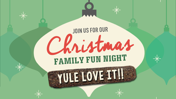 Christmas Family Fun Night logo image
