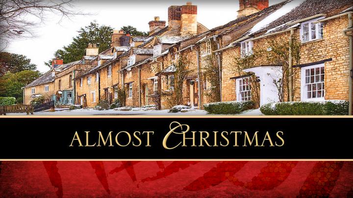Almost Christmas, An Advent Study logo image