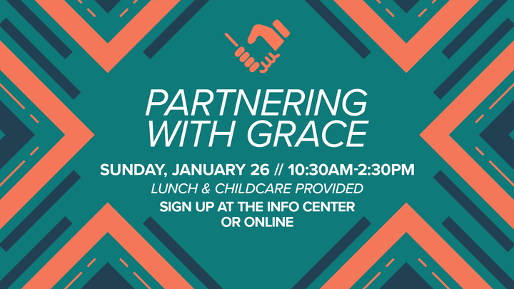 Latham Partnering with Grace Class logo image