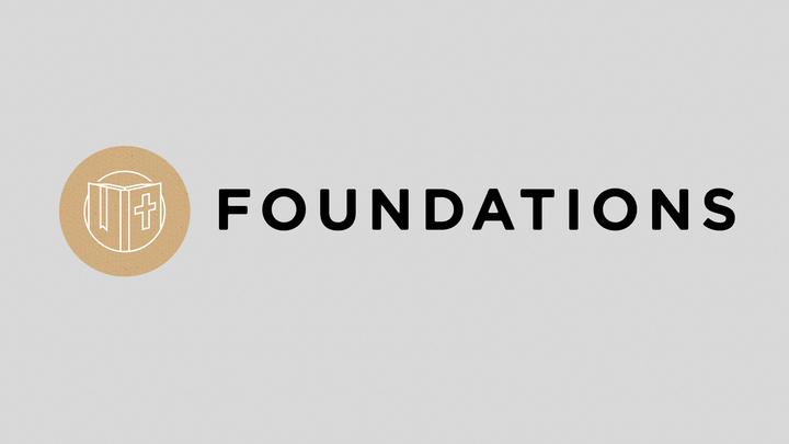 Foundations Class | Winter 2020 Session I logo image