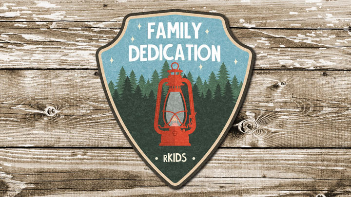 rKids Family Dedication Class | Frederick logo image