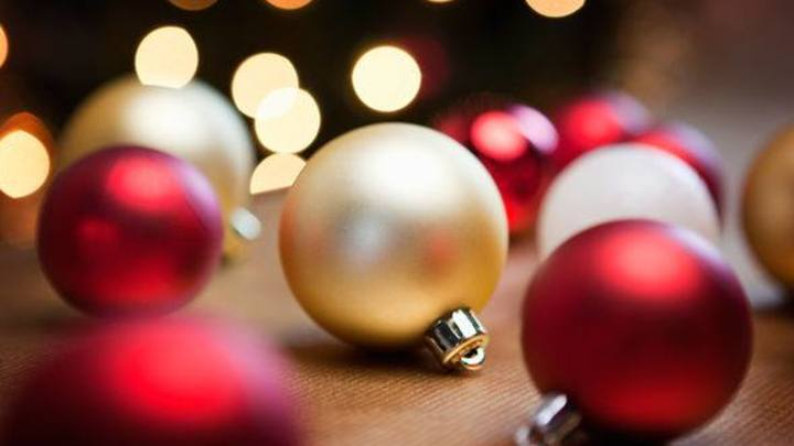 Christmas Decorating Party logo image