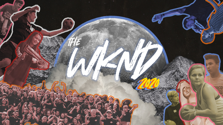 THE WKND logo image