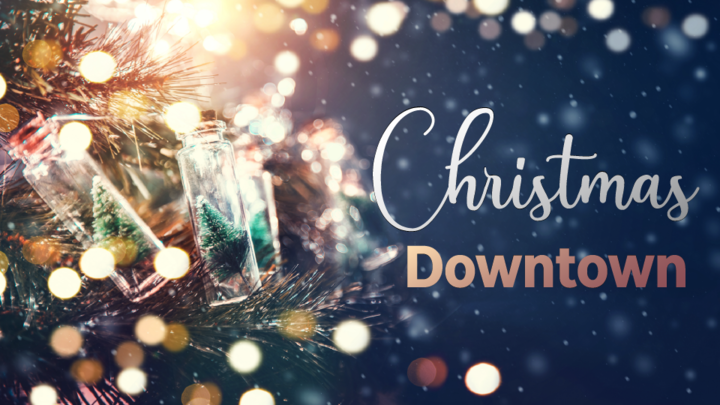 Christmas Downtown | StudentLife logo image