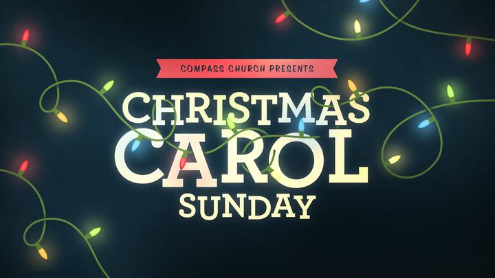 Christmas Carol Sunday logo image
