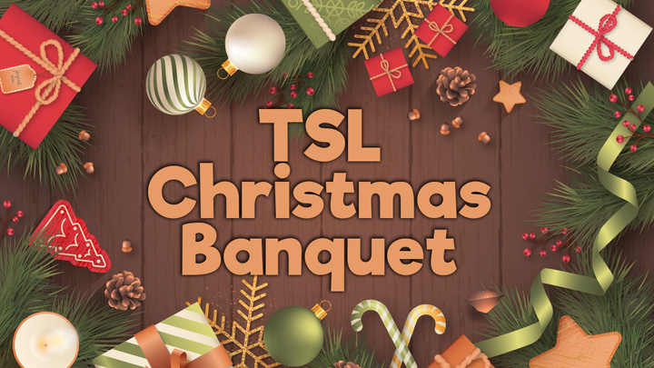 TSL Youth Christmas Banquet logo image