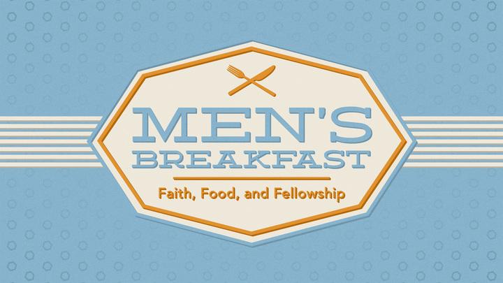 Men's Fellowship Breakfast December logo image