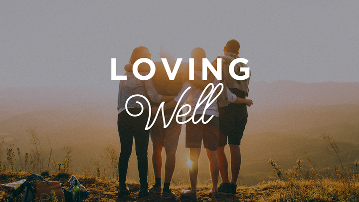 Loving Well Winter 2020 logo image