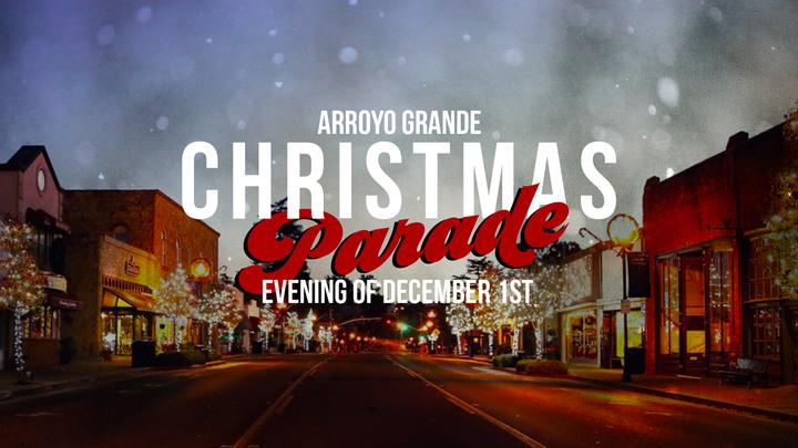 AG Christmas Parade 2019 logo image