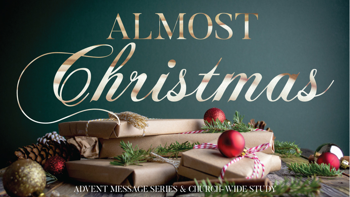 Advent Study | Almost Christmas logo image