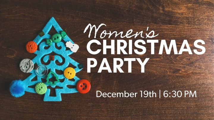 Women's Christmas Party 2019 logo image