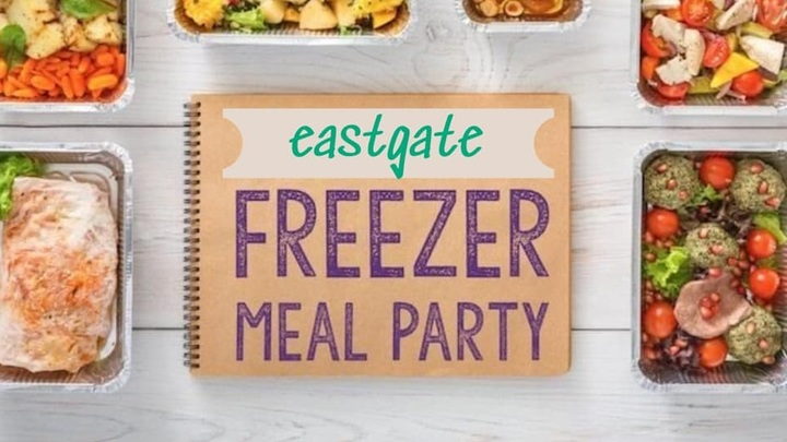 Meal Prep Party - Women's Ministry logo image