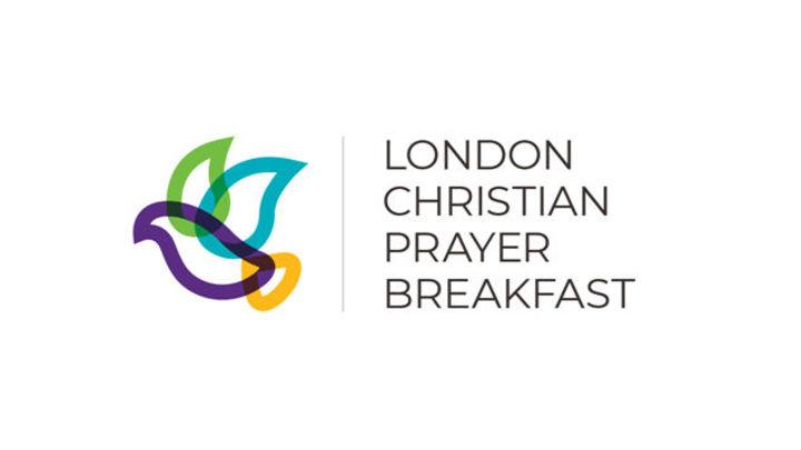 London Christian Prayer Breakfast  logo image