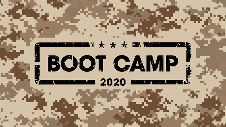 Men's Boot Camp logo image