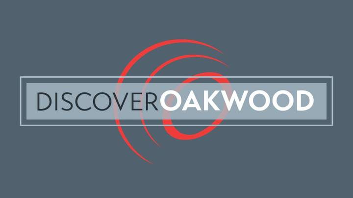 Discover Oakwood logo image
