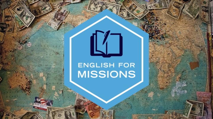 English for Missions | January 2020 logo image