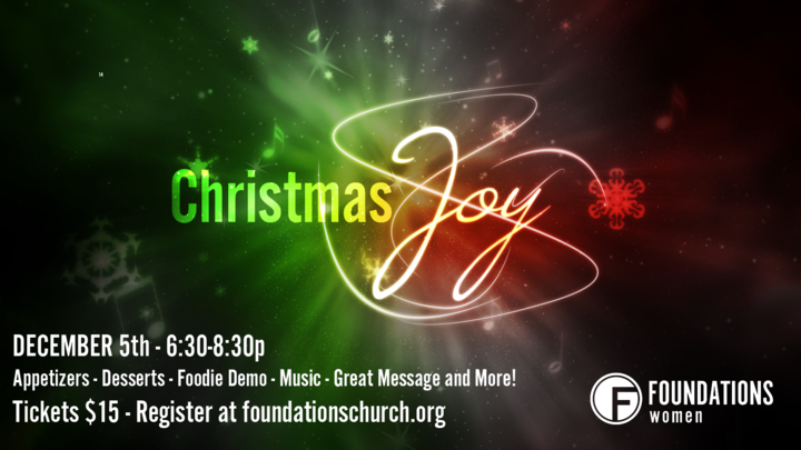 Women's Christmas Joy Event logo image
