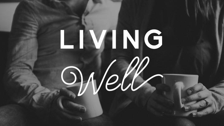 Living Well Winter 2020 logo image