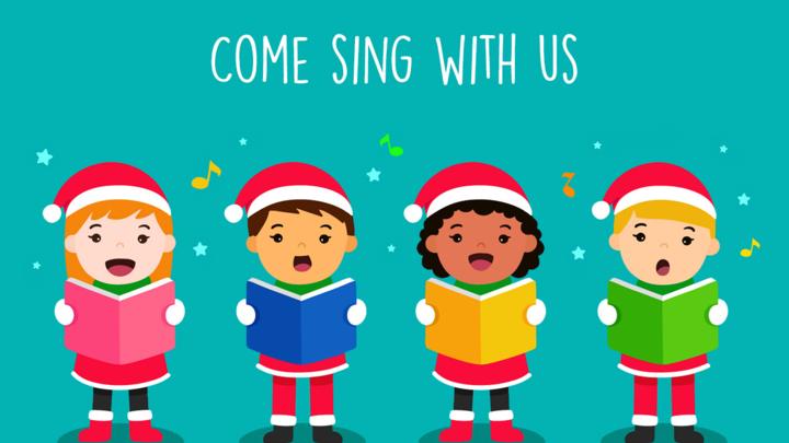 eKids Singing 12/21 @ 5pm logo image