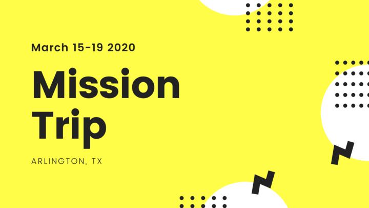 Mission Trip logo image
