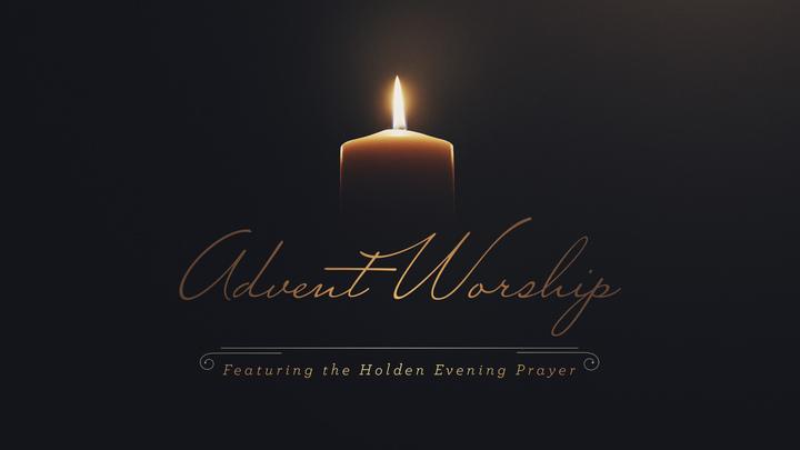 Advent Worship logo image