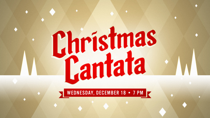 Christmas Cantata logo image