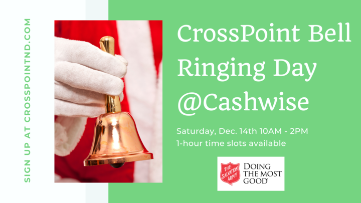 CrossPoint Bell Ringing Day logo image