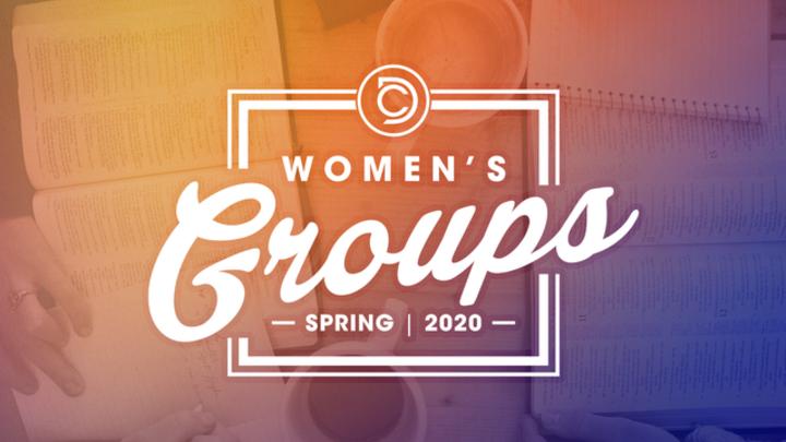 Women's Groups |  Spring Studies | East  logo image