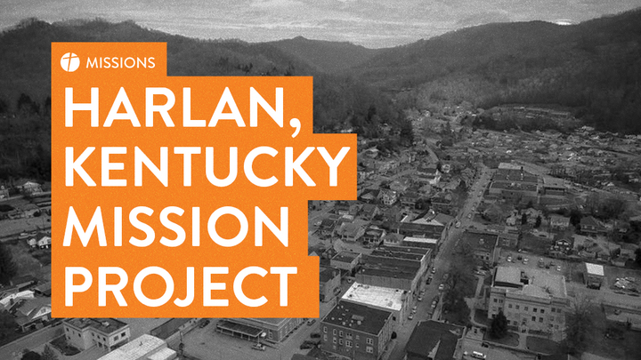 Harlan, KY Mission Project logo image