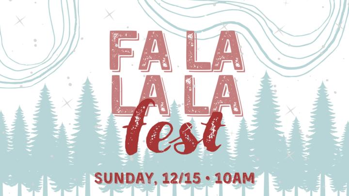 Fa La La La Fest logo image