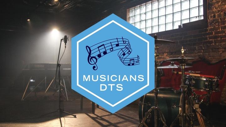 Musicians Discipleship Training School | September 2020 logo image