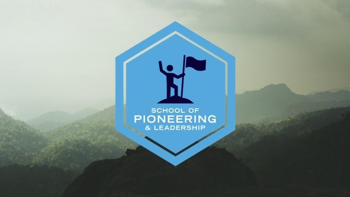 School of Pioneering & Leadership | September 2020 logo image