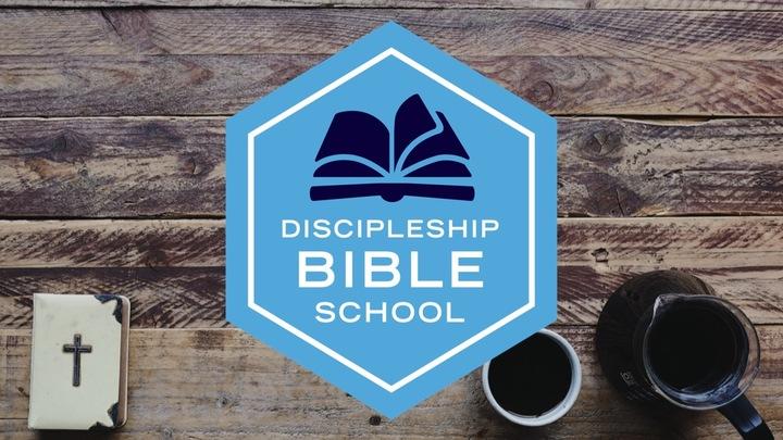 Discipleship Bible School | March 2020 logo image