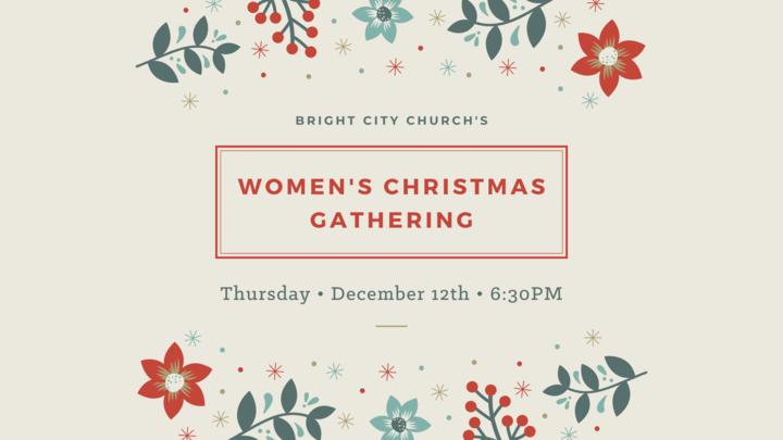 Women's Christmas Gathering logo image