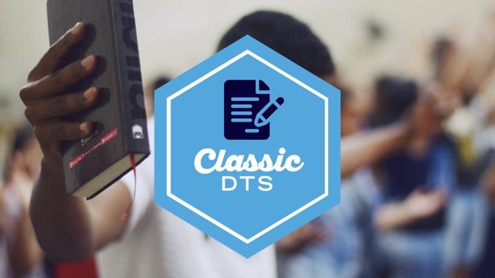 Classic Discipleship Training School | September 2020 logo image