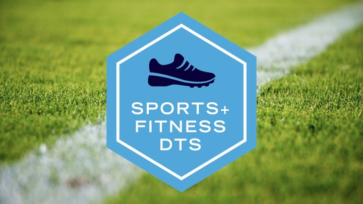 Sports & Fitness Discipleship Training School | September 2020 logo image