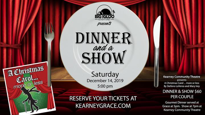 Dinner & Show logo image