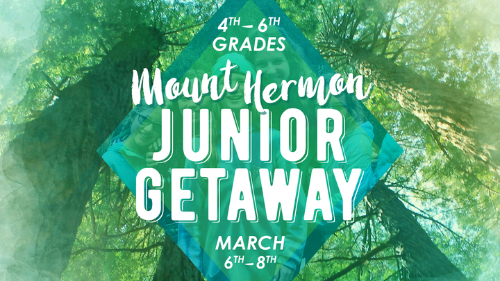 Mt. Hermon Junior Getaway Camp logo image