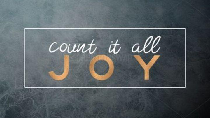 Women's Study: Count It All Joy logo image
