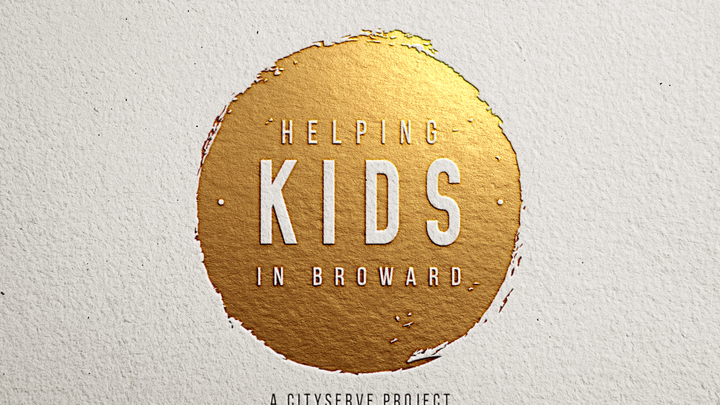 Helping Kids In Broward: A CityServe Project logo image