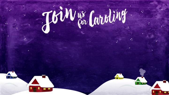 Christmas Caroling logo image