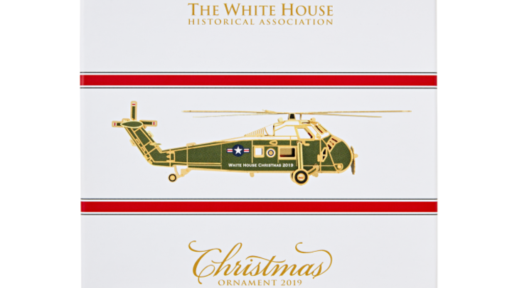 White House Ornament Sale logo image