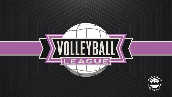 Girls Volleyball League logo image