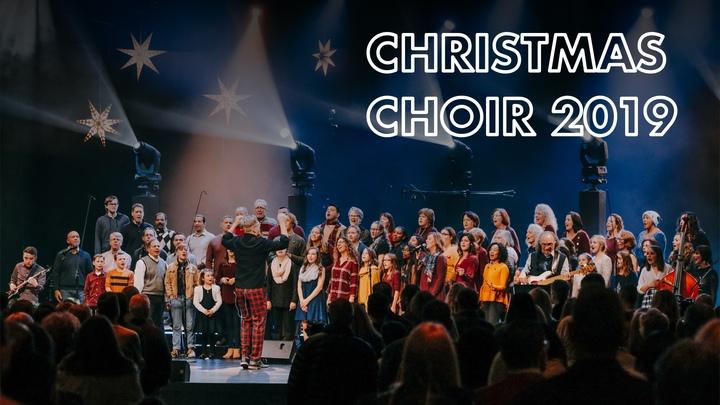 Christmas Choir logo image