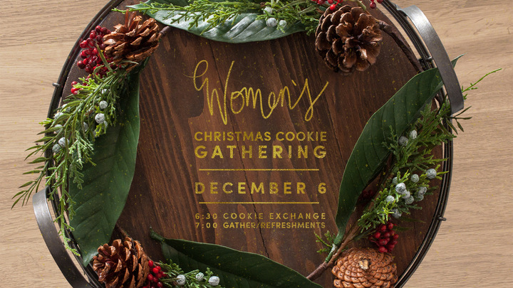 Women's Christmas Cookie Gathering logo image