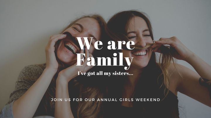 We Are Family: Women's Retreat logo image