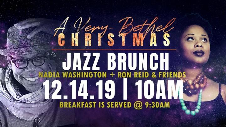 A Very Bethel Christmas: Jazz Brunch logo image