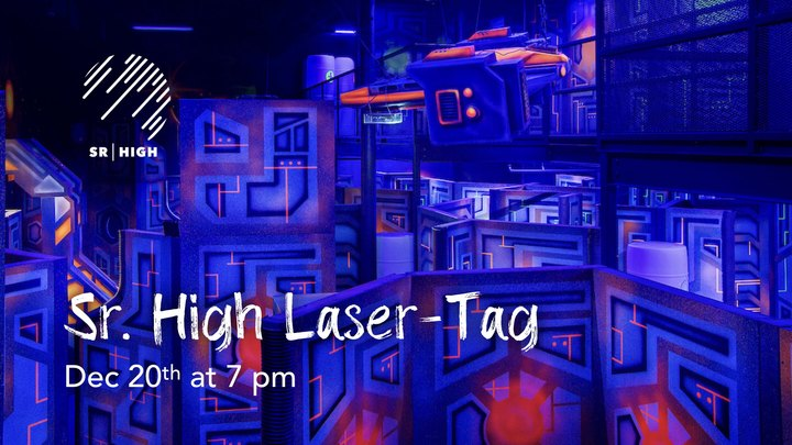 Sr. High Laser Tag logo image